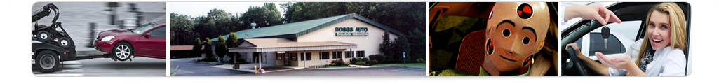 Auto Body Shop Woodbury, NJ