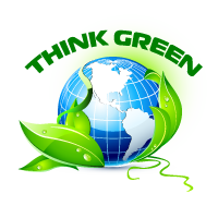 Think Green - click to learn more